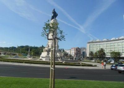 Lisboa – Marquês de Pombal