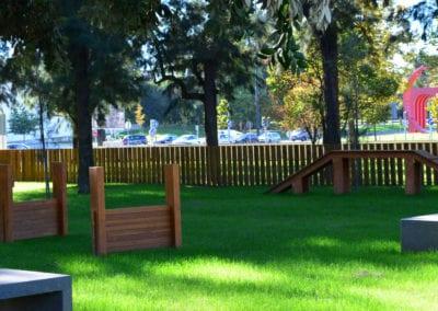 Campo Grande – Parque Canino e Deck